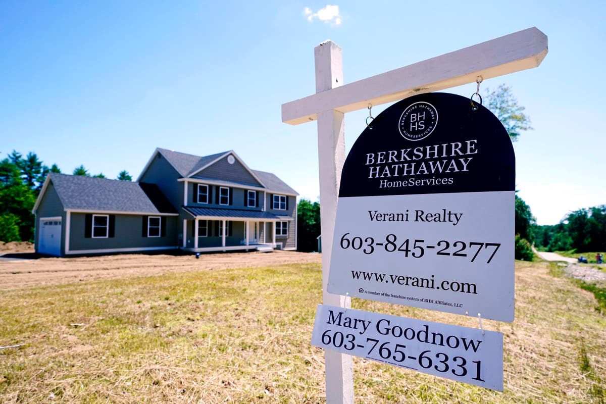 US home prices soar at record pace in June