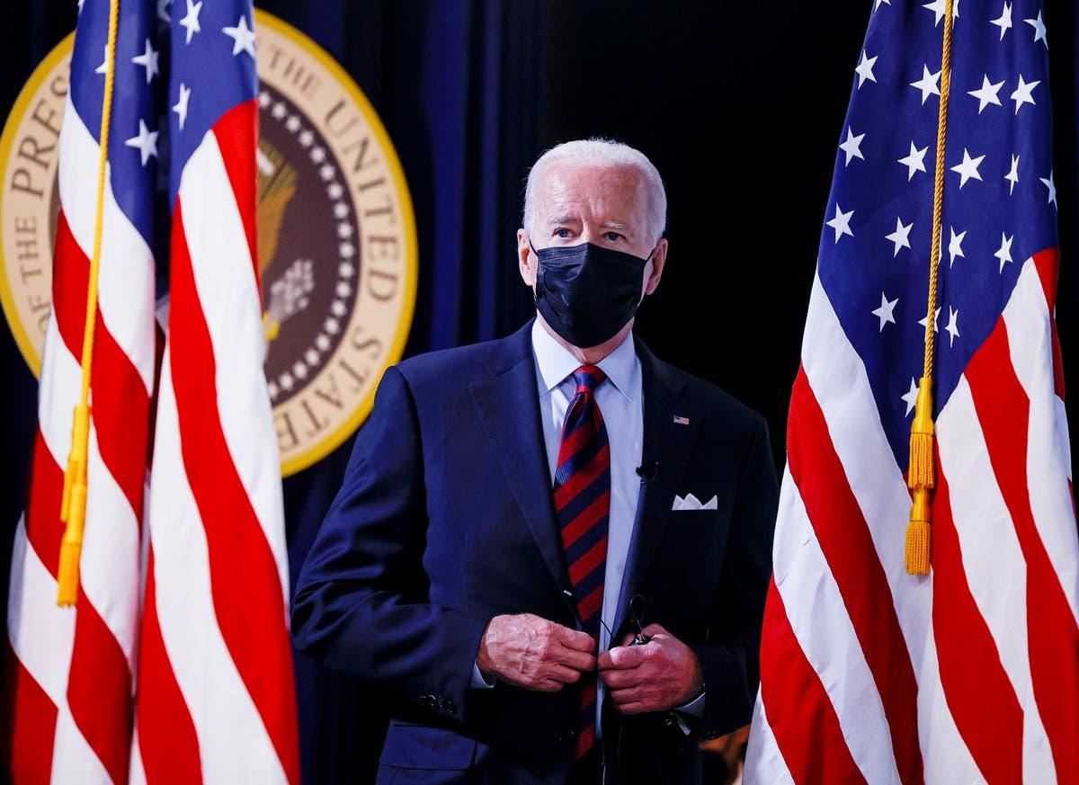 Biden speech - leef: President to address Afghanistan withdrawal