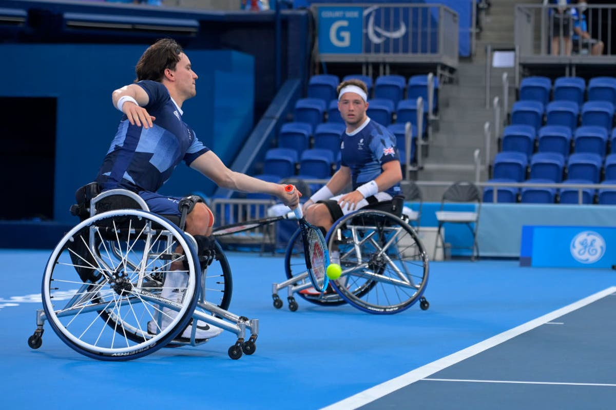 Isolation a new hurdle as Gordon Reid chases Paralympics tennis gold double