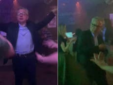 I'm jealous of Michael Gove's night life. What on earth is happening?