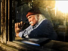 David Crosby: 'America thinking we have a right to go and stick our nose in is absolutely wrong. It's bulls***'