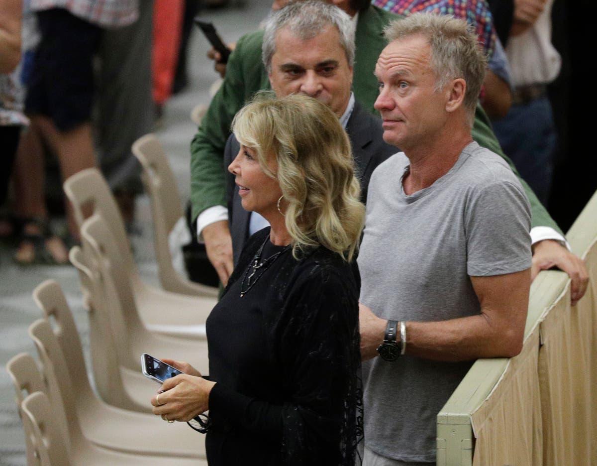 Wine spat: Italy heir accuses Sting of slander, flat apology