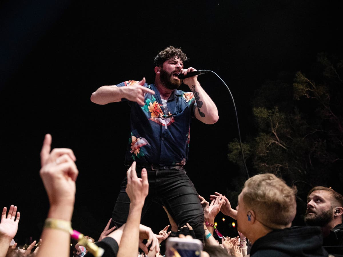 Foals disappoint fans at All Points East with 'worst sound ever'