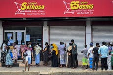 Why Sri Lanka is running out of food