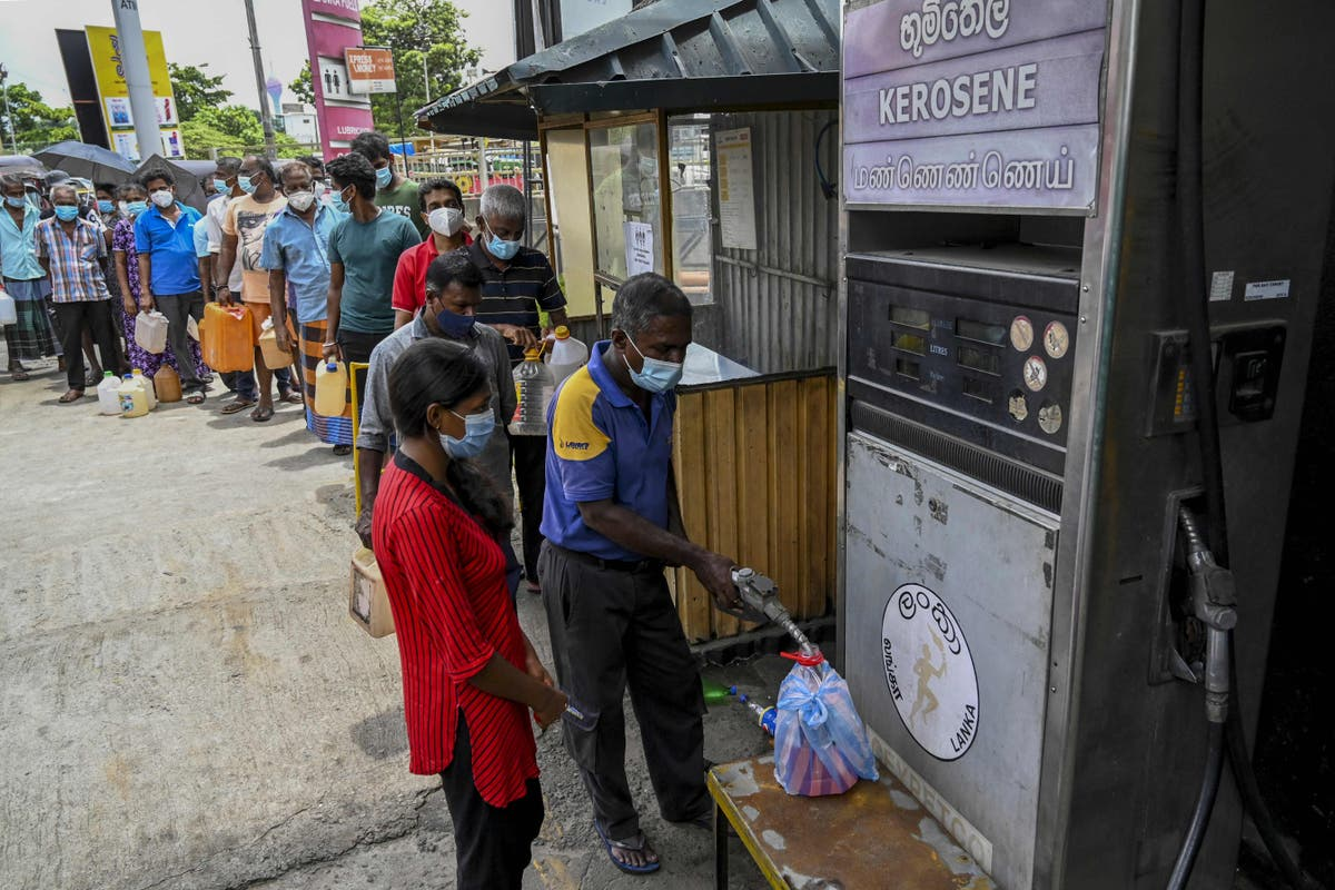 Sri Lanka declares state of emergency over food shortages
