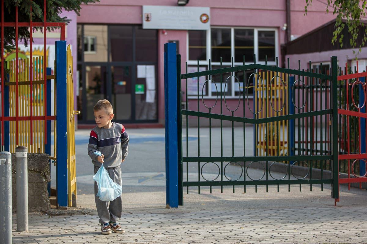Western Balkan nations postpone school openings due to virus