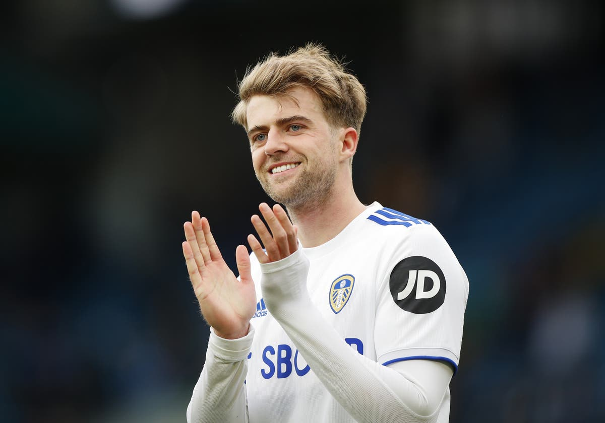 Leeds striker Patrick Bamford never stopped believing he would play for England