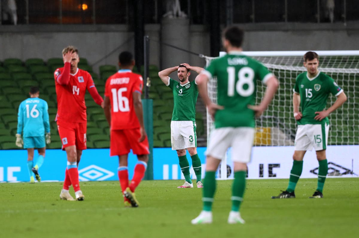Talking points ahead of the Republic of Ireland's match against Portugal