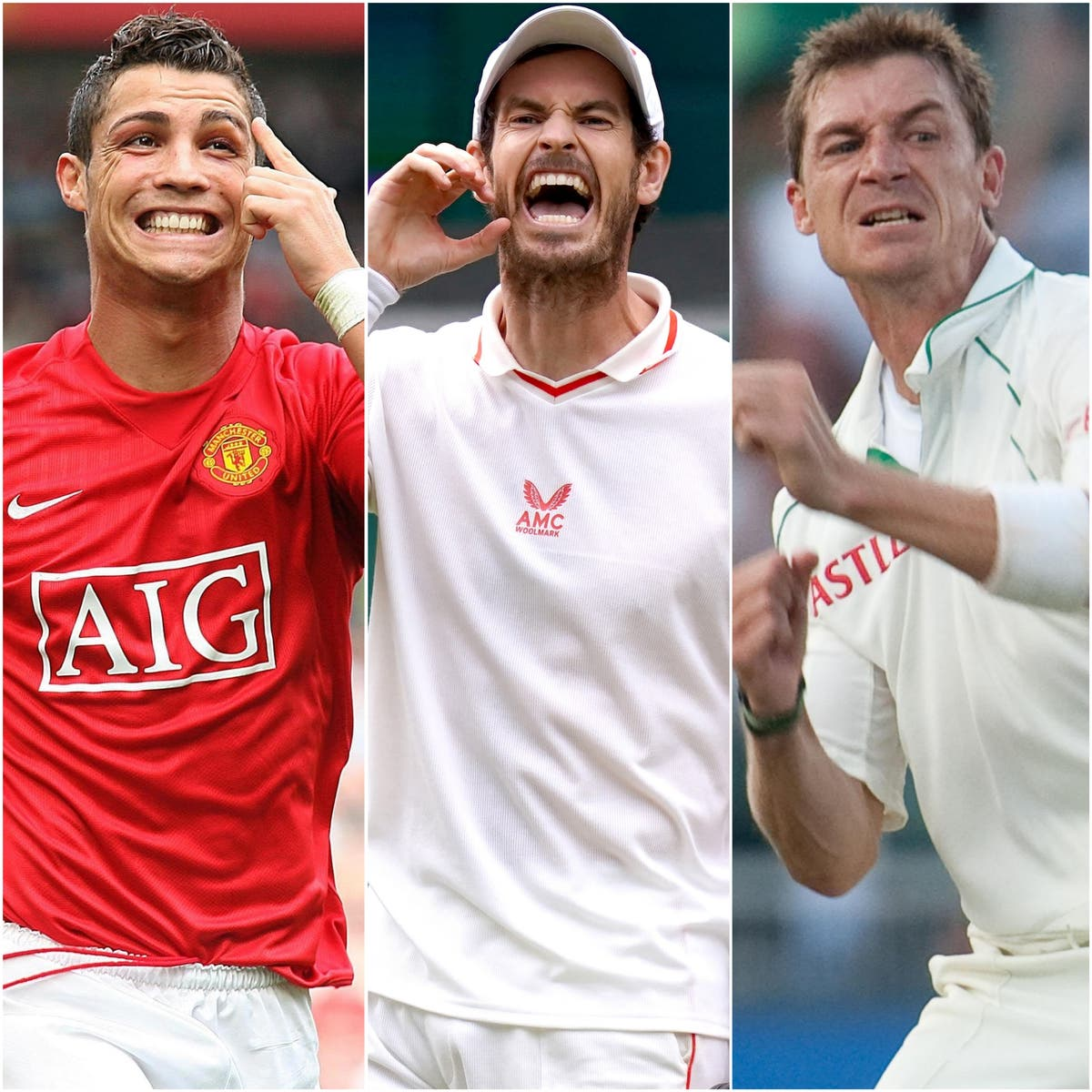Ronaldo returns, Murray jokes and Steyn retires – Tuesday's sporting social
