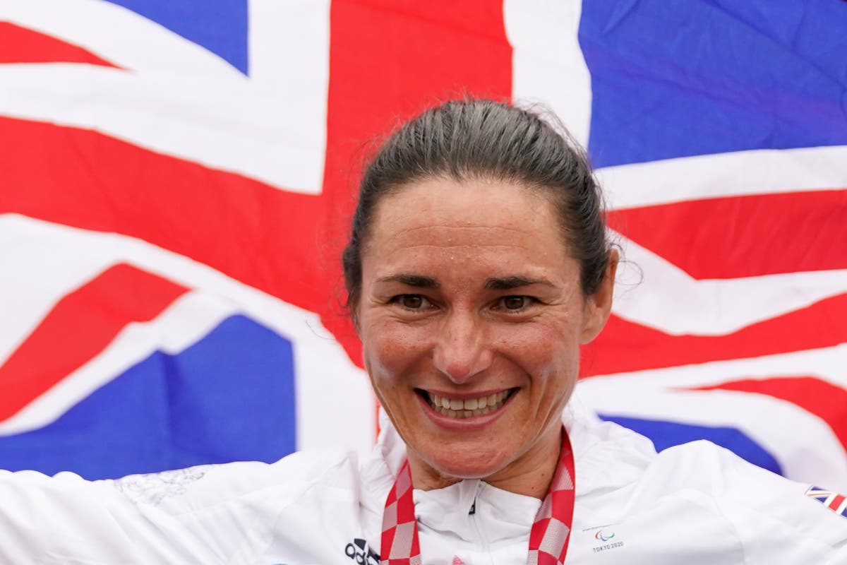 Sarah Storey taking nothing for granted as landmark gold medal beckons