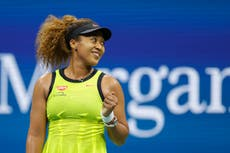 Naomi Osaka gives young fan an Olympic pin after US Open match: 'Thank you for cheering me on'