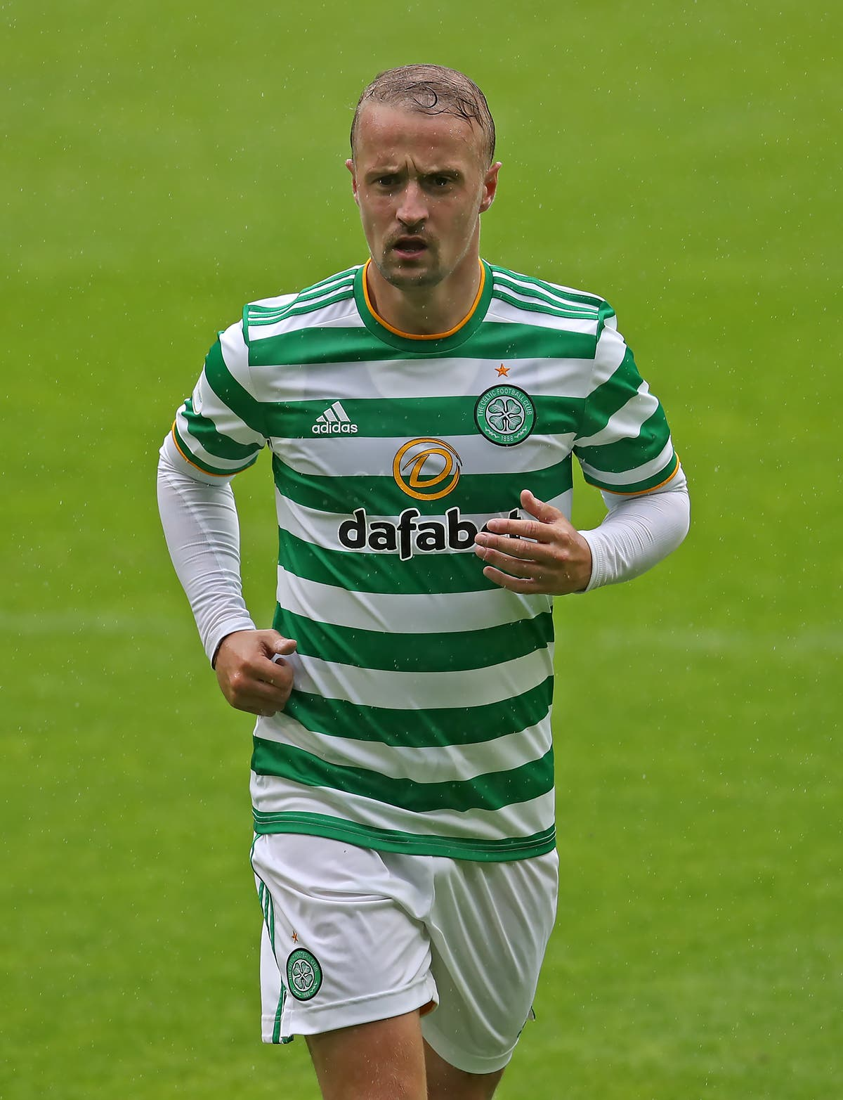 Leigh Griffiths hoping to get his career back on track at Dundee