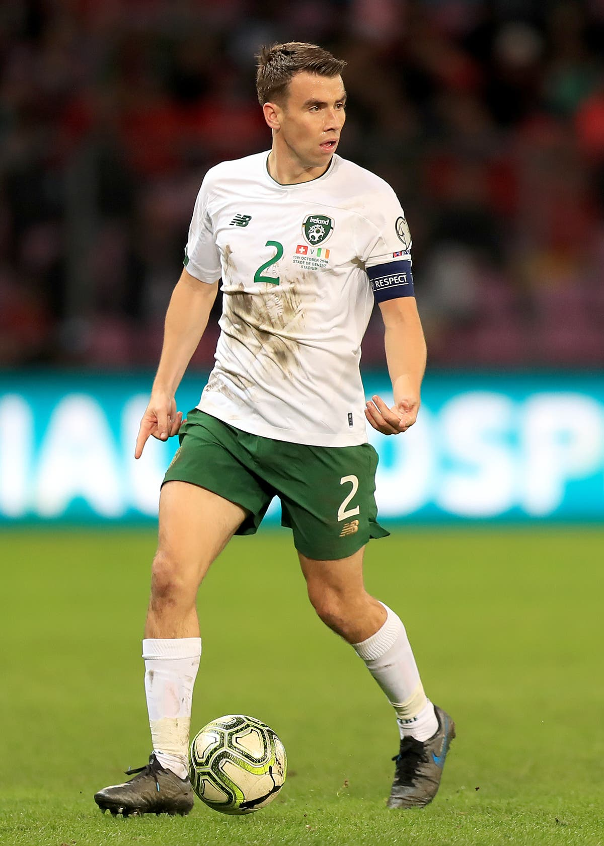 Ireland must focus on hurting Portugal, not Cristiano Ronaldo – Seamus Coleman