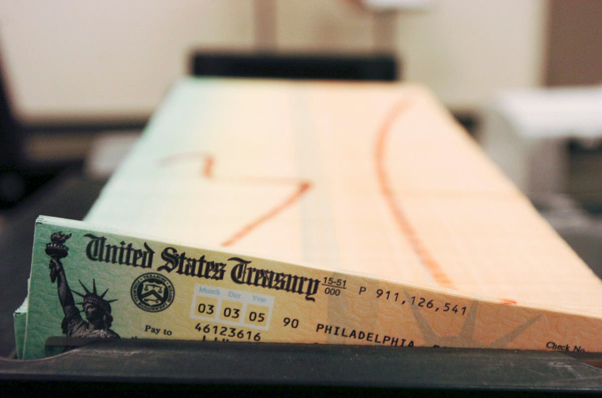 Social Security and Medicare funds remain under pressure