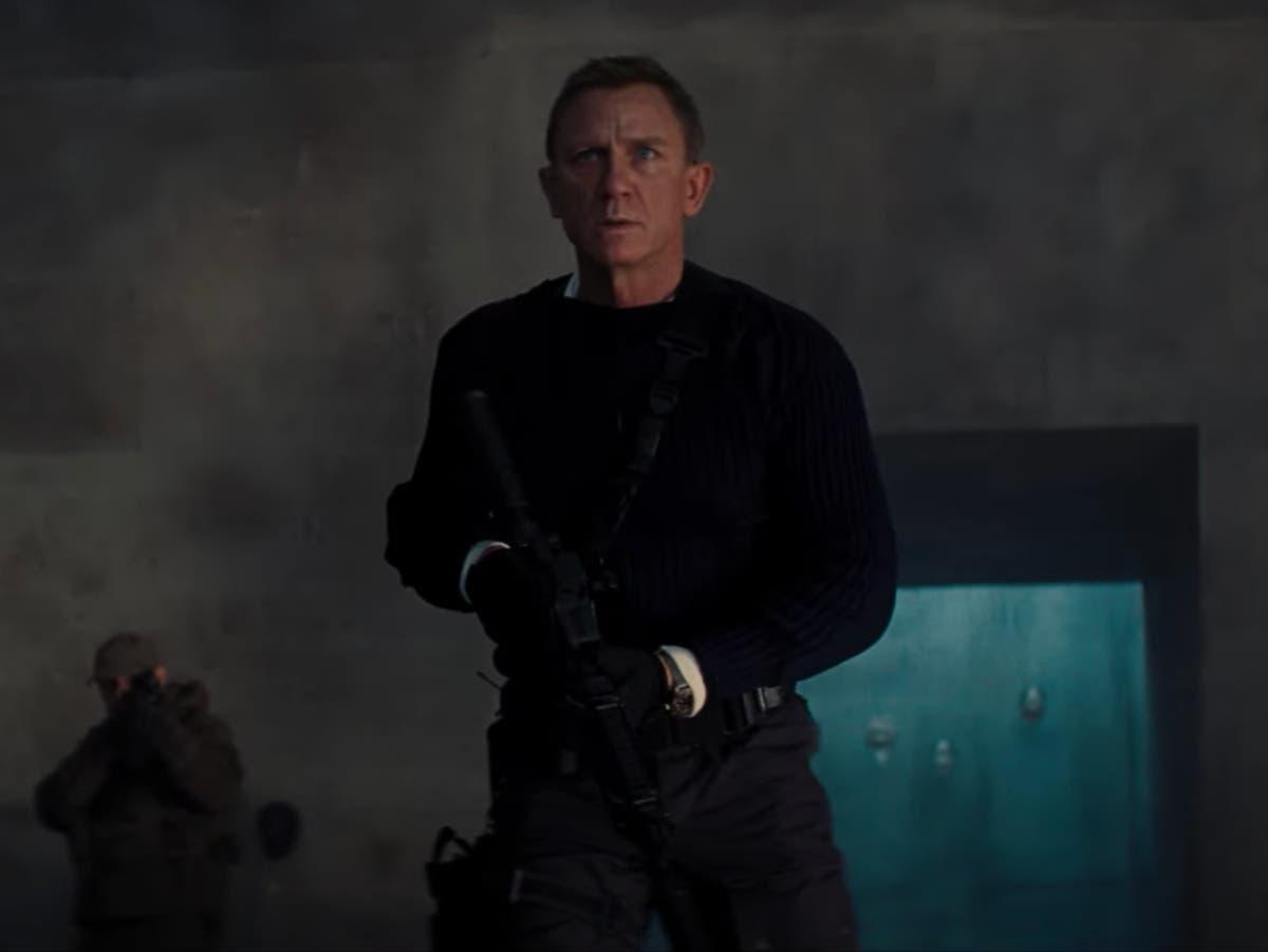 La bande-annonce finale de No Time To Die est là – et c'est tout ce qu'un fan de Bond peut espérer