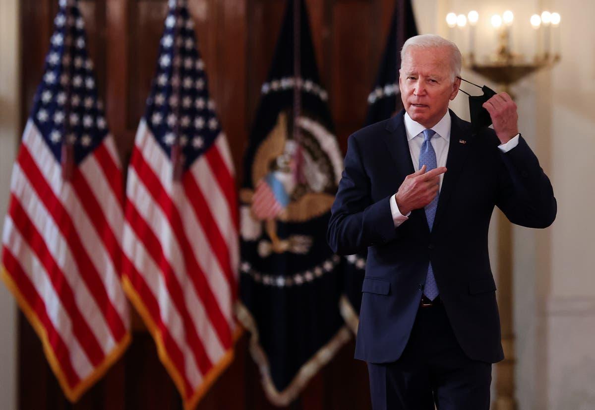 Biden defends his handling of Afghanistan exit in national address