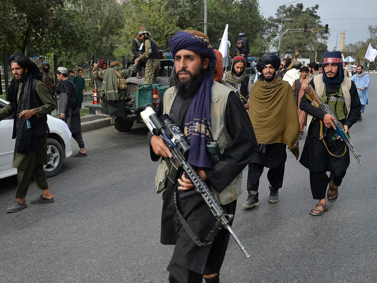 UK in talks with Taliban over British nationals in Afghanistan, 不 10 说