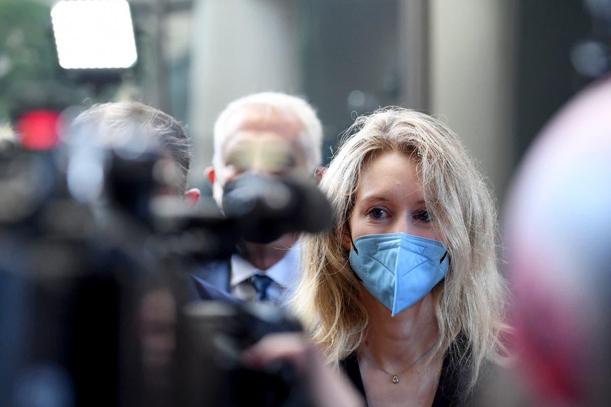 Fallen tech star Elizabeth Holmes prepares to go on trial