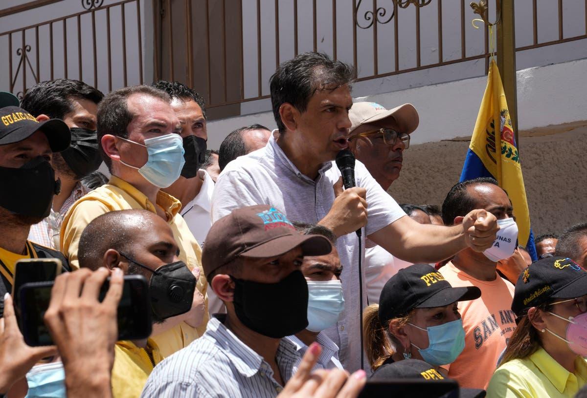 Venezuelan opposition to participate in regional elections