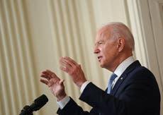 Biden tells Hurricane Ida victims: 'The nation is here to help'