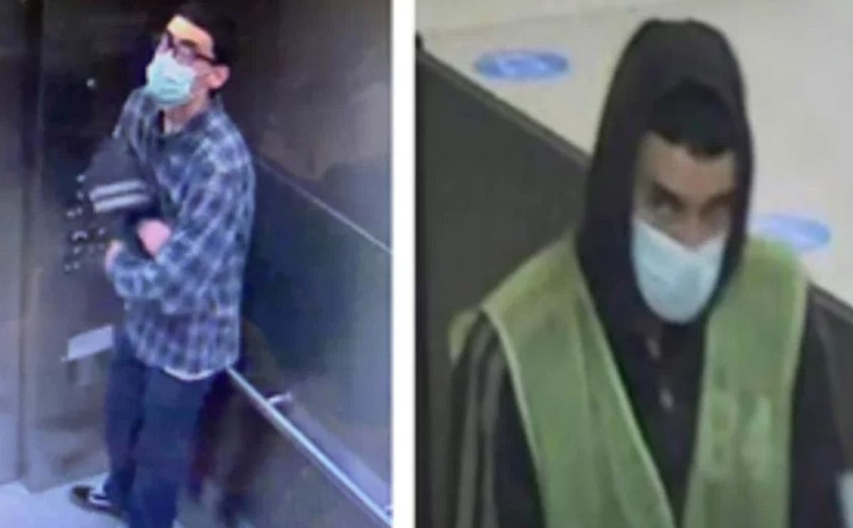 Police release pictures of LAX intruder disguised as airport worker