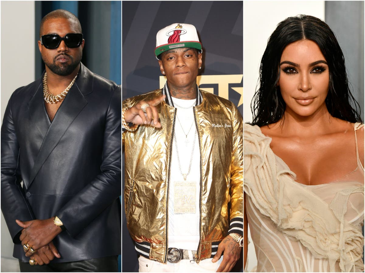 Soulja Boy disses Kanye West and Kim Kardashian's marriage in Twitter rant