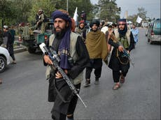 UK weapons sent to Afghanistan could fall into Taliban hands, government warned