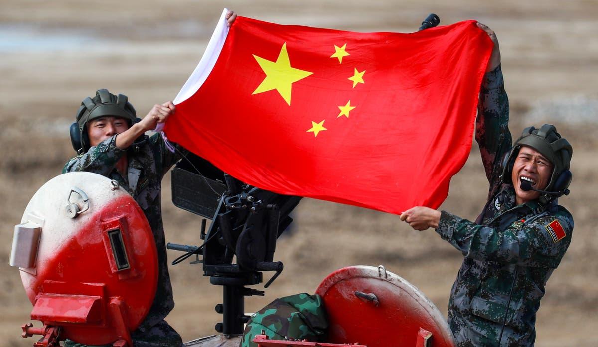 Taiwan admits China could 'paralyse' its defences