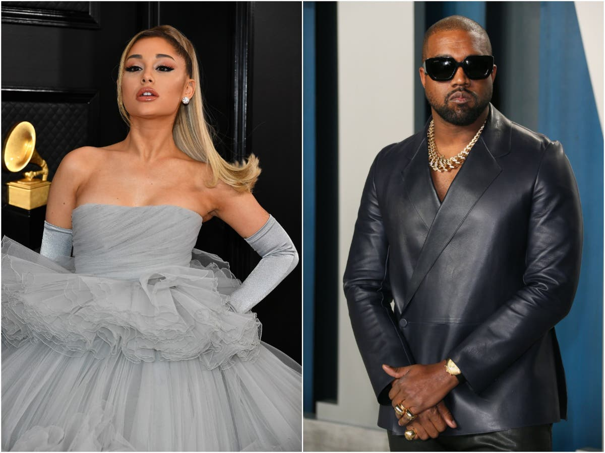 Ariana Grande quashes rumours about her involvement in Kanye West's Donda