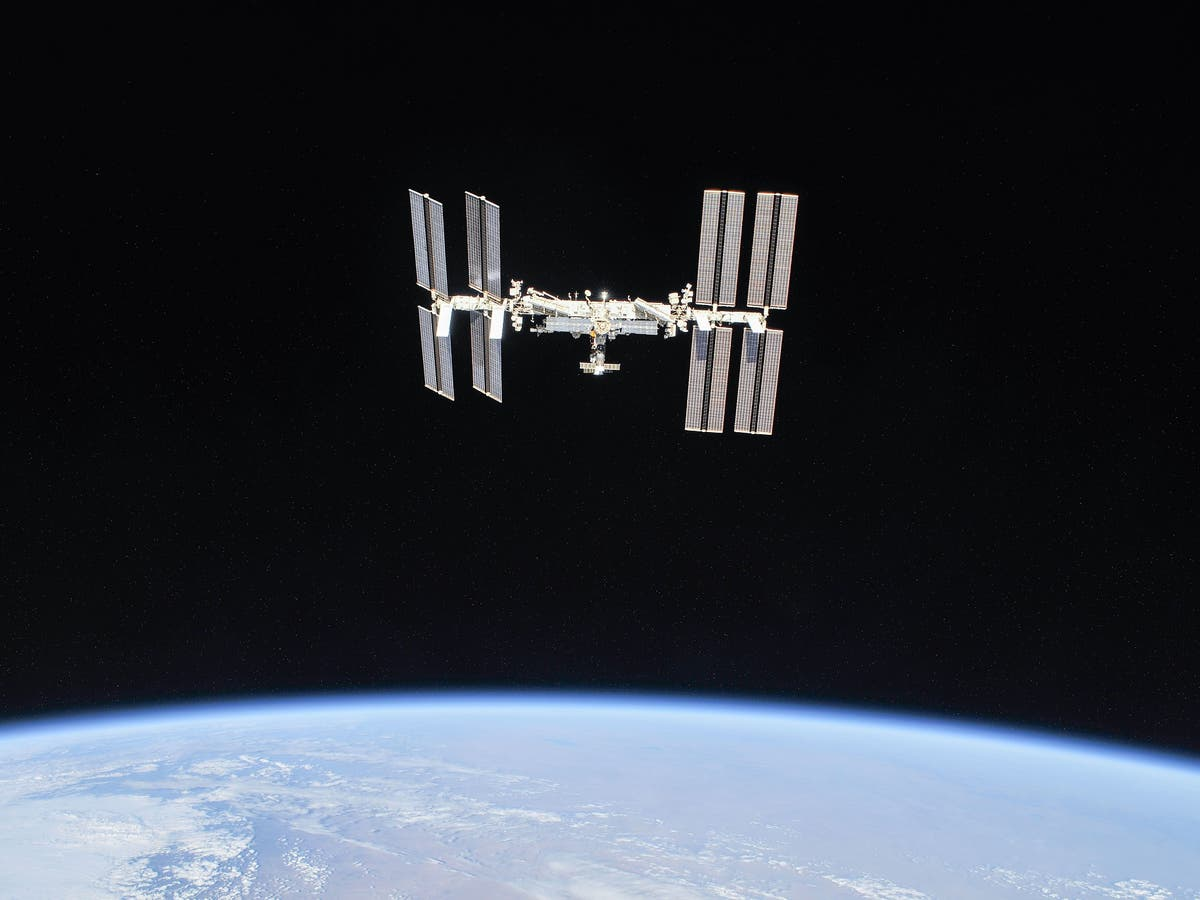 Fire alarms sound on International Space Station and crew sees smoke