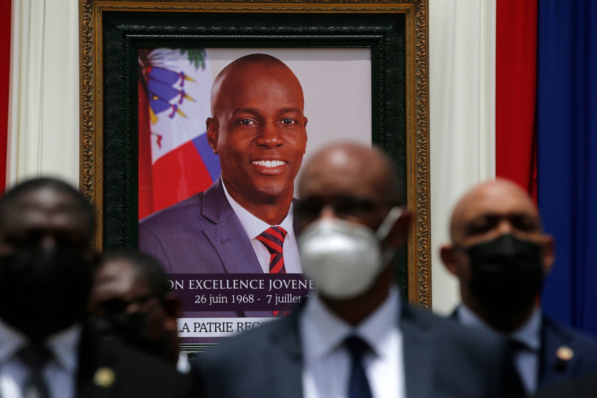 President's murder inquiry slow amid Haiti's multiple crises