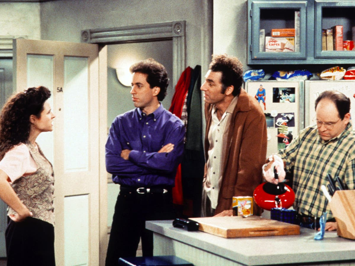 Seinfeld fans celebrate as all seasons of sitcom coming to Netflix next month