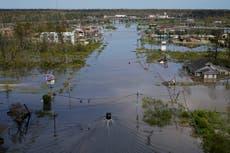 壊滅的な被害に見舞われたルイジアナ海岸 - 最新のストームアイダニュース
