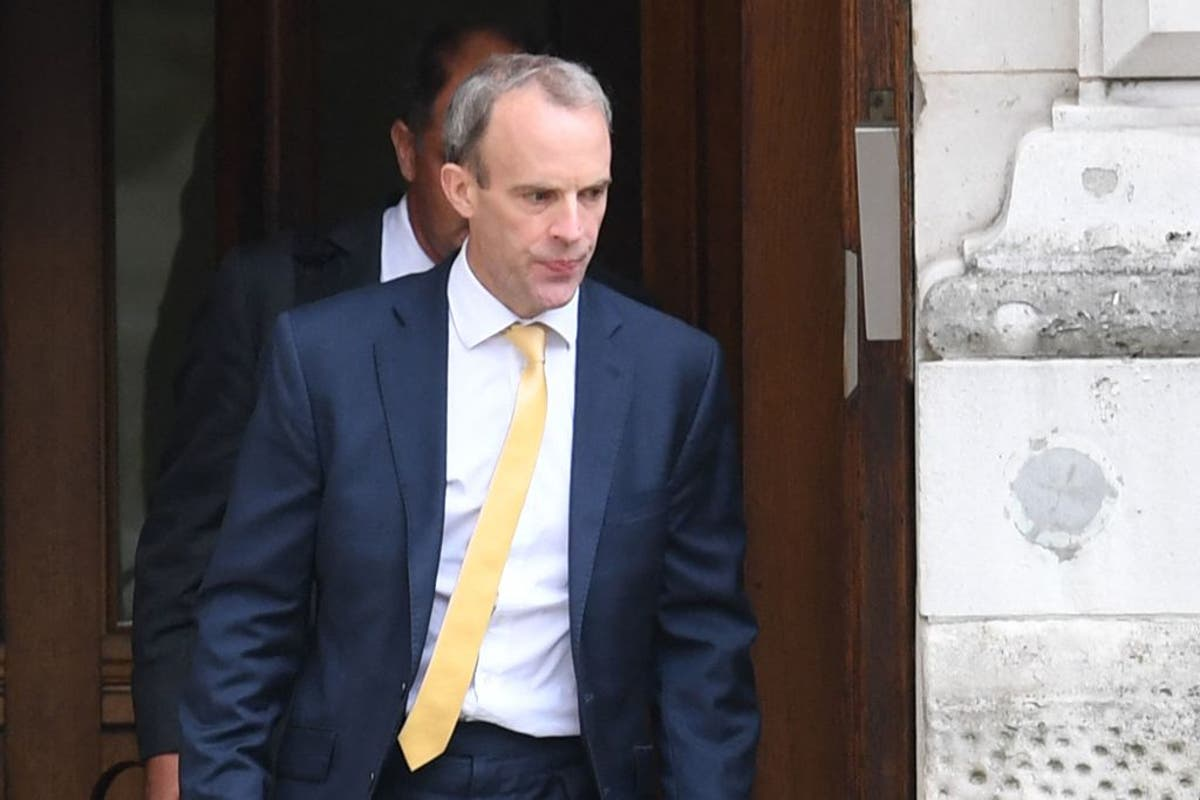 We all really need a holiday from questions about Dominic Raab's holiday | Tom Peck