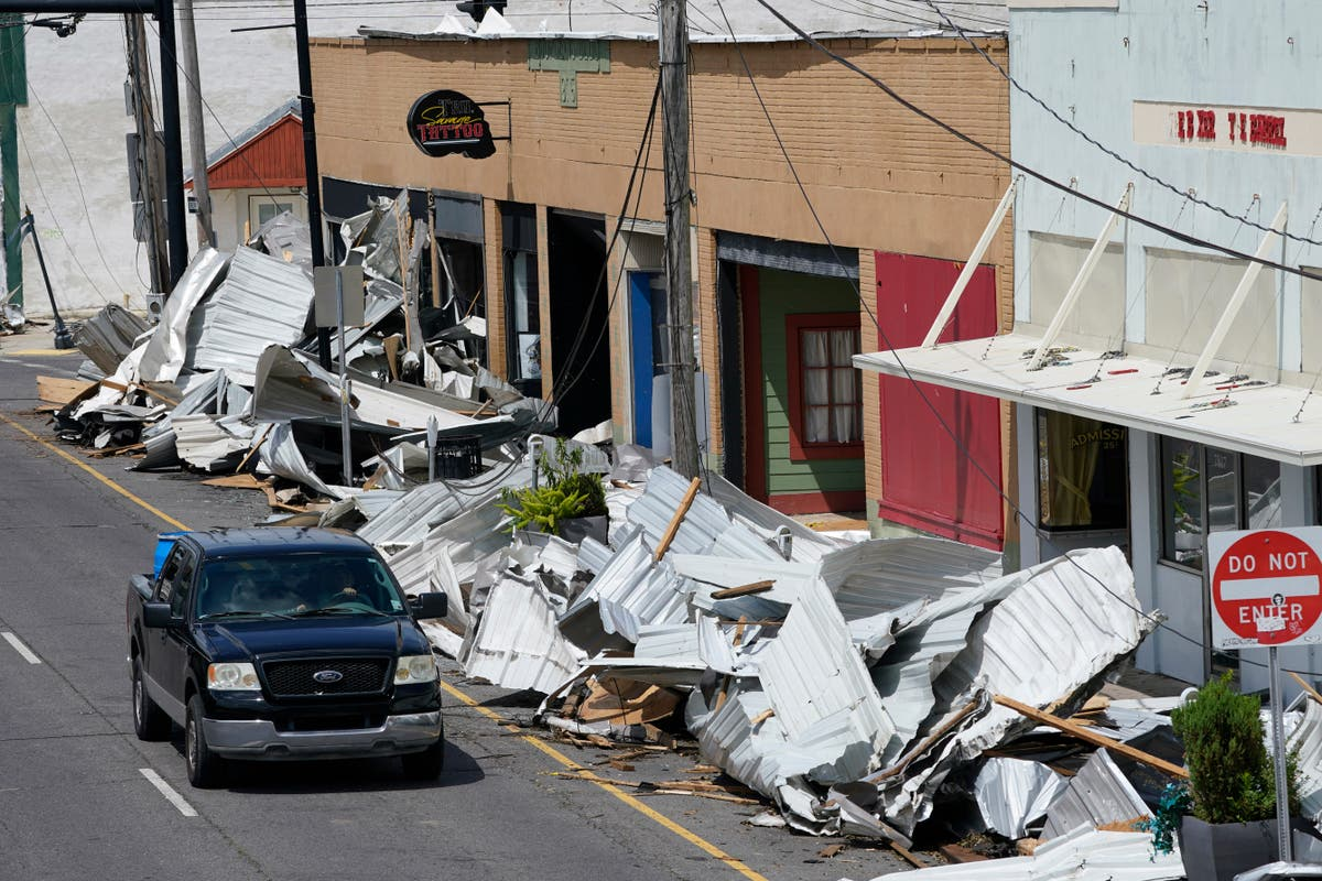 Small businesses face slow, difficult recovery after Ida