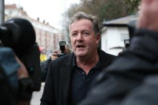 ITV 'vigorously defended' Piers Morgan in Ofcom probe over Meghan