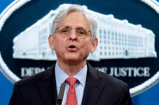 Justice Department sues Texas over abortion law: 'The act is clearly unconstitutional'