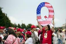 L'homme serait-il à l'origine de la candidature de QAnon au Congrès en Arizona?