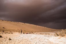 Climate change drove early humans to Arabia several times over last 400,000 années