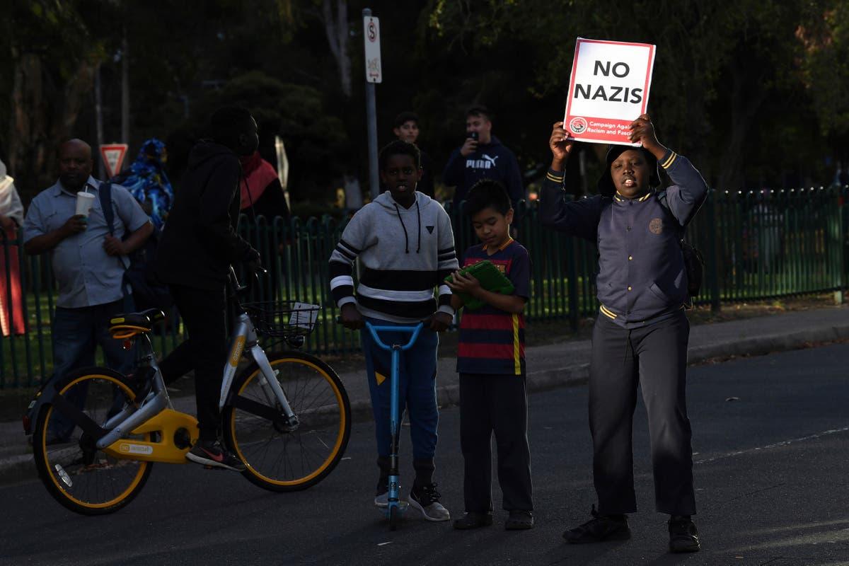 Australia's Victoria state advances ban on swastika display