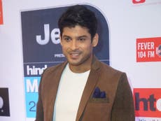 Tributes paid to Sidharth Shukla after actor dies aged 40