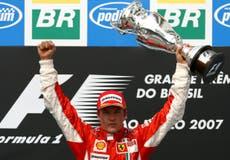 How long has Kimi Raikkonen been in F1?