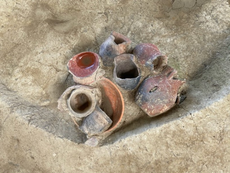 Ancient pottery unearthed in China reveals 9000-year-old rice beer recipe
