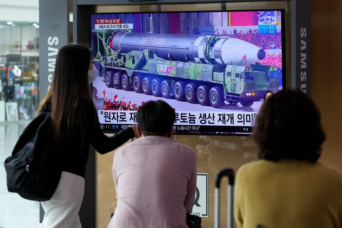 韓国は北朝鮮を阻止するためにより強力なミサイルを開発していると言います