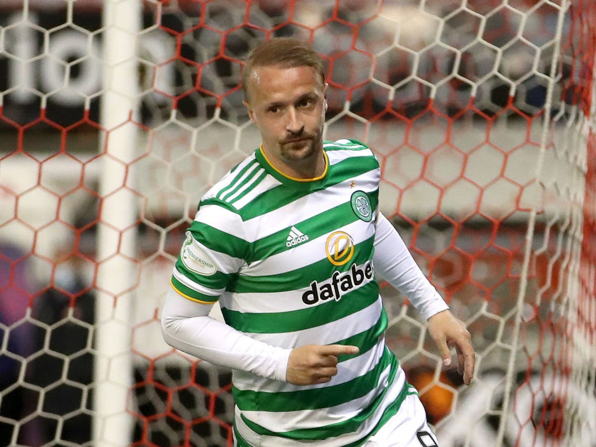 Leigh Griffiths insists Celtic career is not over