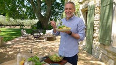 Michel Roux Jr wants to prove French food isn't rich, heavy or difficult to cook