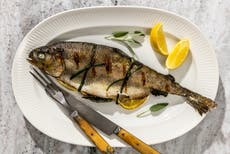How to barbecue fish perfectly every time