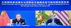 中国はジョン・ケリーの気候協力が米国の全体的な関係に結びついていると語った