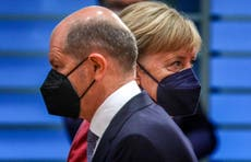 élections allemandes: SPD's leader emerges as favourite to succeed Merkel
