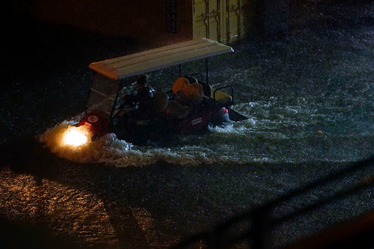 Nine dead as Ida wreaks unprecedented flooding across New York